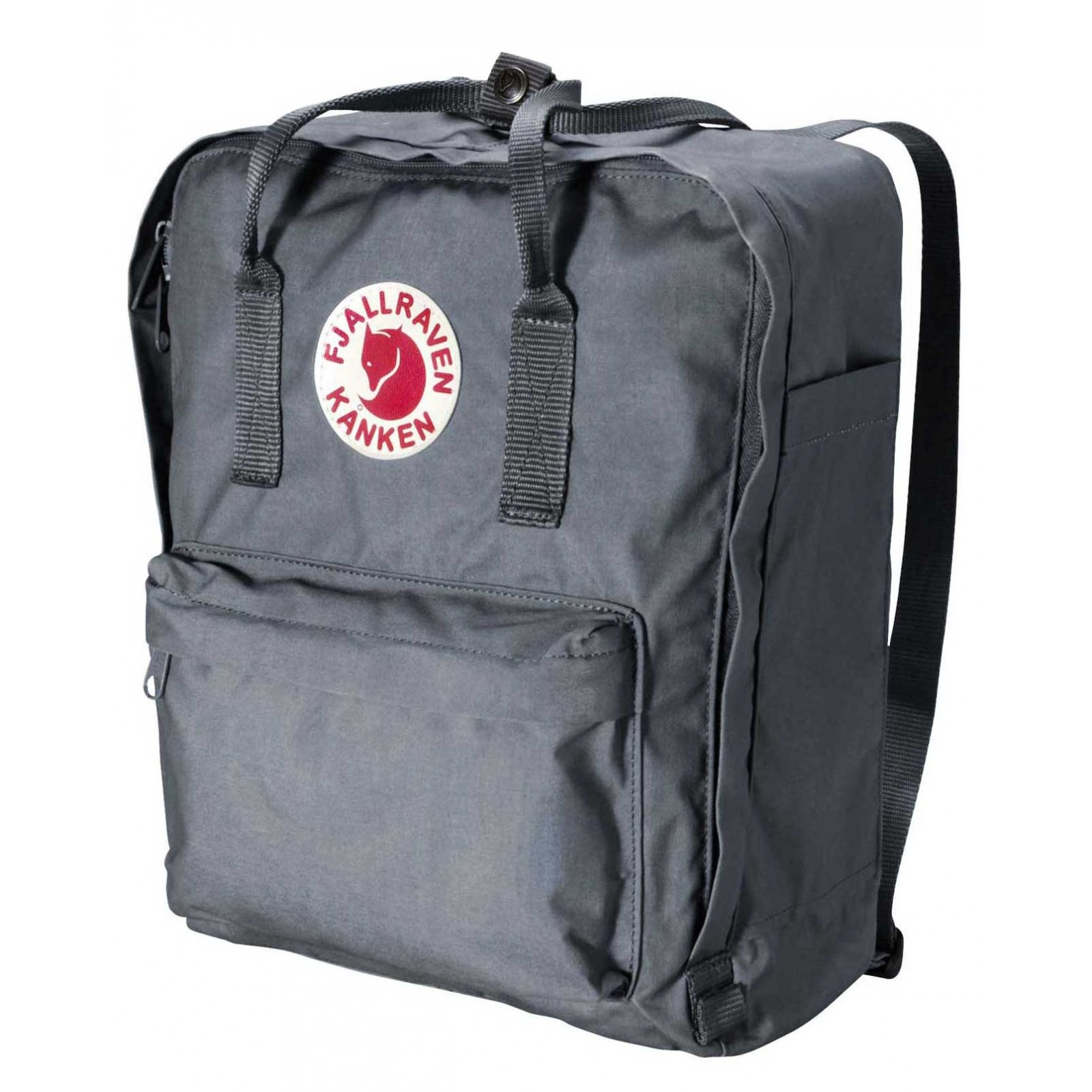 fjallraven kanken classic backpack in graphite